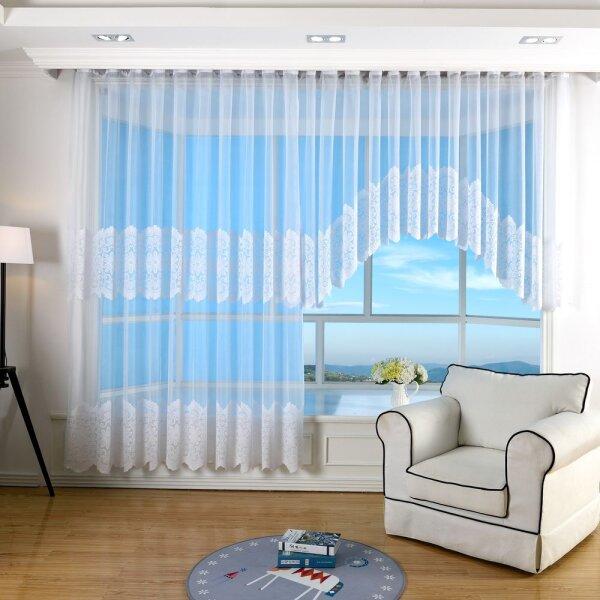 13117  C Bogen Store, Fertig Gardine, 9,90 €   Vorhang, Deko,