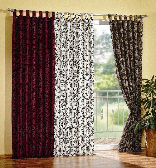 schals vorh nge vorhang deko schiebegardinen fl chenvorhang t. Black Bedroom Furniture Sets. Home Design Ideas