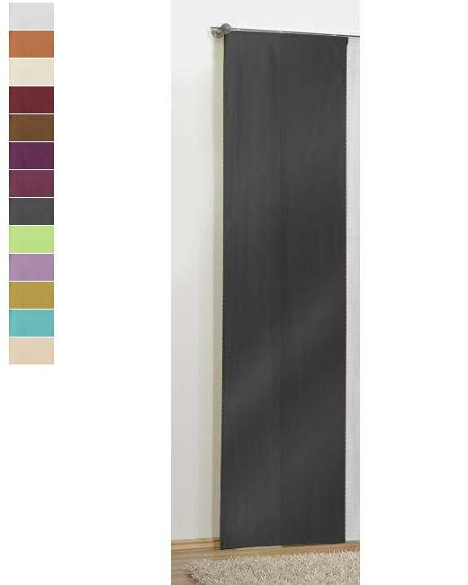85590 fl chenvorhang schiebegardine blickdicht 9 90. Black Bedroom Furniture Sets. Home Design Ideas