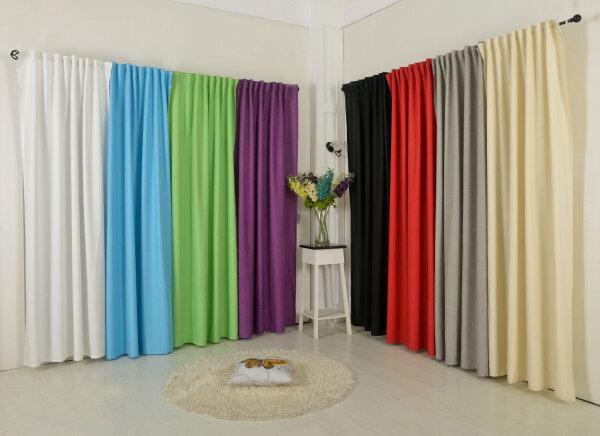 gardinenbox gr n anthrazit vorhang deko schiebegardinen fl chenv. Black Bedroom Furniture Sets. Home Design Ideas