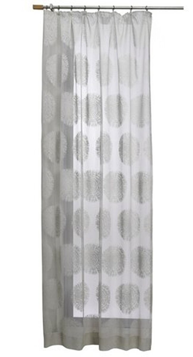 gardine jacquardgewebe raschelspitze farbe grau design baumscheib. Black Bedroom Furniture Sets. Home Design Ideas