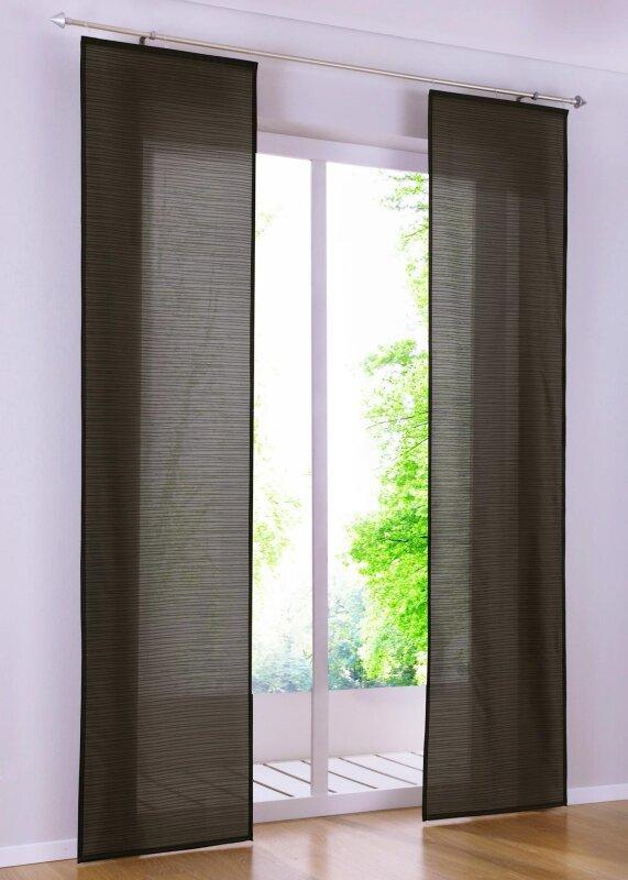 fl chenvorhang schiebegardinen seite 2 vorhang deko schiebegar. Black Bedroom Furniture Sets. Home Design Ideas