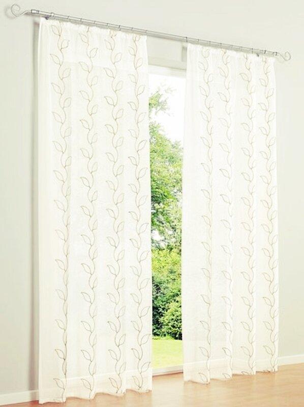 schals vorh nge seite 6 vorhang deko. Black Bedroom Furniture Sets. Home Design Ideas