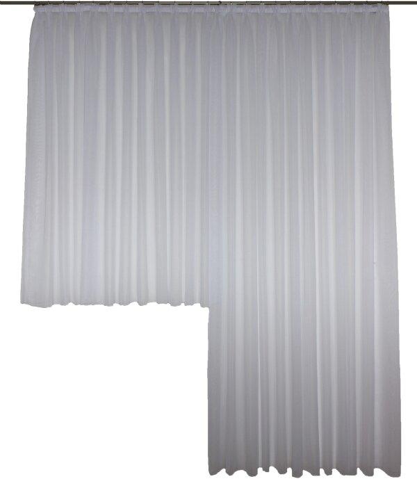 Gardine Farbe Weiss Wirth Kerpen 1 Stück Mit