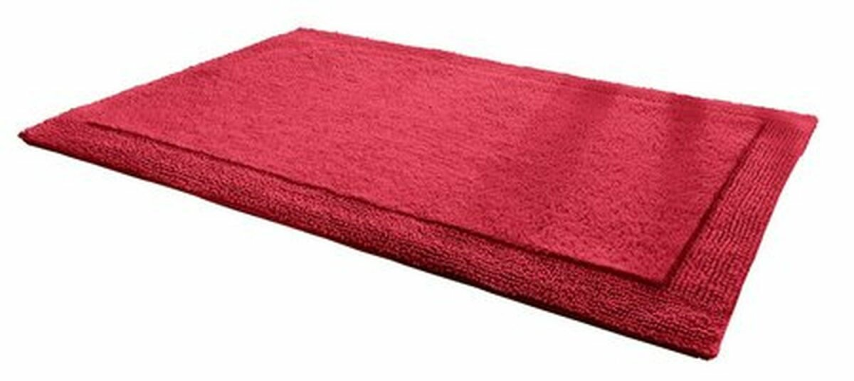 Badgarnitur, Farbe bordeaux rot, 20 Stück,   20  ecoRepublic