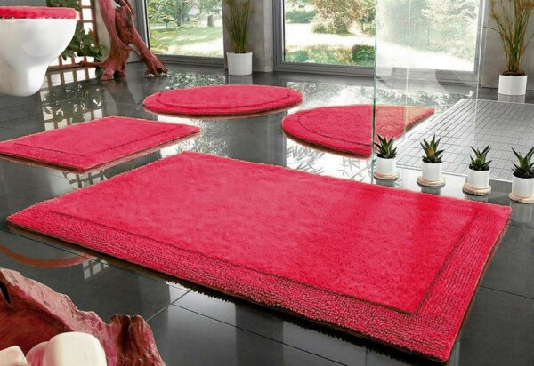 badgarnitur farbe bordeaux rot 1 st ck 894344 ecorepublic. Black Bedroom Furniture Sets. Home Design Ideas
