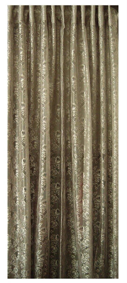 dekostore mit kr uselband farbe stein design rosen jacquard. Black Bedroom Furniture Sets. Home Design Ideas
