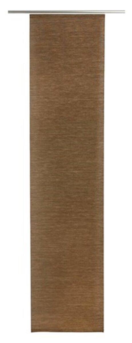 schiebevorhang ma e hxb 160x57cm braun bambuslook. Black Bedroom Furniture Sets. Home Design Ideas